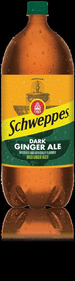 is diet schweppes ginger ale kisher