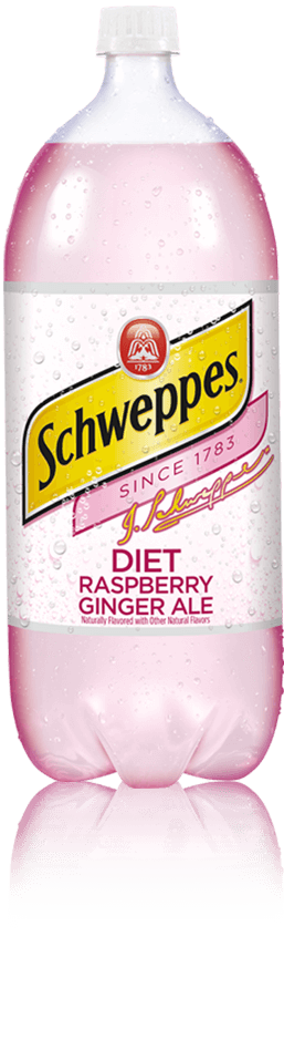 Schweppes Diet Raspberry Ginger Ale