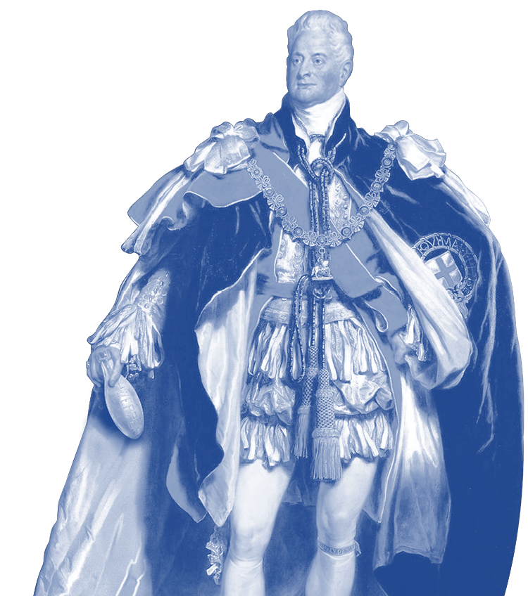 King William IV of England